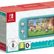 『あつまれ どうぶつの森』とNintendo Switch Liteのセット商品がヨーロッパ向けとして発売決定!