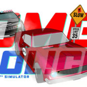 Switch用ソフト『OMG Police – Car Chase TV Simulator | オムグポリス』が2020年11月19日に配信決定!