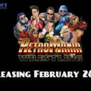 『RetroMania Wrestling』の海外発売日が2021年2月26日に決定!