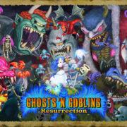 Switch用ソフト『帰ってきた 魔界村』が2021年2月25日に発売決定!