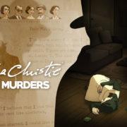 Switch用ソフト『アガサ・クリスティ作 ABC殺人事件』が2020年12月17日から配信開始!