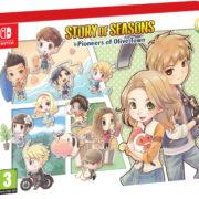 Switch用ソフト『牧場物語 オリーブタウンと希望の大地』の限定版が海外向けとして発売決定!