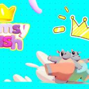Switch用ソフト『Clumsy Rush』が国内向けとして2020年12月24日から配信開始!