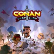 PS4&Xbox One&Switch&PC用ソフト『Conan Chop Chop』の海外発売日が2021年初頭に延期に!