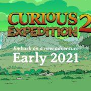 Switch版『Curious Expedition 2』が海外向けとして2021年に発売決定!