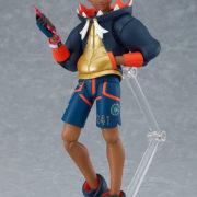 「ポケットモンスター ソード・シールド」より『figma キバナ』が2021年9月に発売決定!