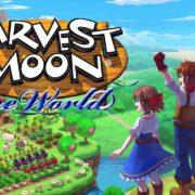 PS4&Switch用ソフト『Harvest Moon: One World』のトレーラーが公開!