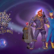 Switch版『Kaptain Brawe: A Brawe New World』が2020年12月24日に配信決定!