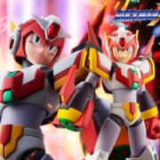 コトブキヤから「ロックマンX」よりプラモデル『ロックマンX フォースアーマー ライジングファイアVer.』が2021年6月に発売決定!予約も開始