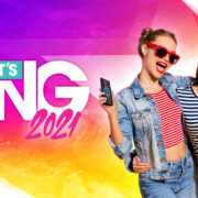 Switch版『Let's Sing 2021』が国内向けとして2020年12月24日から配信開始!