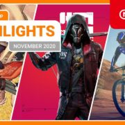 【欧州】『Nintendo eShopハイライト 2020年11月号』がNintendo of Europeから公開!