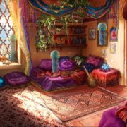 PS4&Switch版『Persian Nights 2: The Moonlight Veil』が海外向けとして2020年12月11日に配信決定!ポイントアンドクリック型のアドベンチャーゲーム