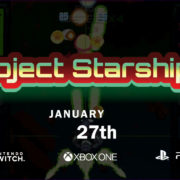 PS4&Xbox One&Switch版『Project Starship X』の海外発売日が2021年1月27日に決定!