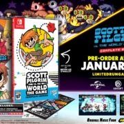 PS4&Switch版『Scott Pilgrim vs. The World: The Game – Complete Edition』のパッケージ版が海外向けとしてLimited Run Gamesから発売決定!
