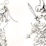 『スーパーマリオRPG』より「ジーノ」のボツ案が公開!