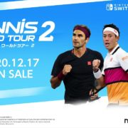 PS4&Switch版『テニス ワールドツアー 2』の「テニスプロ選手 対決動画」が公開!