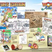 PS4&Switch版『ワンダーボーイ アーシャ・イン・モンスターワールド』のパッケージ版が海外向けとして発売決定!