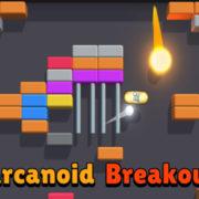 Switch用ソフト『Arcanoid Breakout』が海外向けとして配信決定!