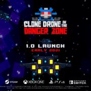 PS4&Xbox One&Switch版『Clone Drone in the Danger Zone』が海外向けとして2021年に配信決定!