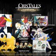 『Cris Tales』のパッケージ限定版「Collector's Edition」が海外向けとして発売決定!