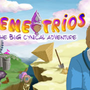 Switch版『Demetrios – The BIG Cynical Adventure』が国内向けとして2021年1月14日に配信決定!