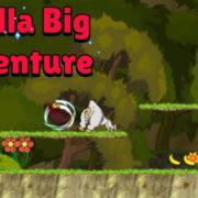 Switch用ソフト『Gorilla Big Adventure』が海外向けとして配信決定!