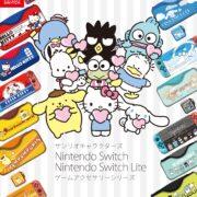 キーズファクトリーから「サンリオキャラクターズ」Nintendo Switch/Nintendo Switch Lite向け新商品が2021年4月下旬に発売決定!