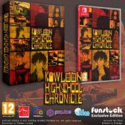 Switch版『九龍妖魔學園紀 ORIGIN OF ADVENTURE』のパッケージ版がヨーロッパ向けとして発売決定!