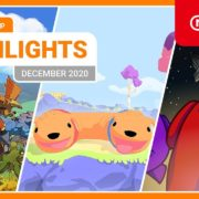 【欧州】『Nintendo eShopハイライト 2020年12月号』がNintendo of Europeから公開!