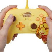 【更新】PowerAから『どうぶつの森』より「しずえ」「たぬきち」の『Nintendo Switch 有線コントローラー』が海外向けとして発売決定!