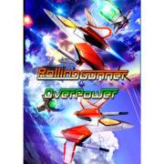 Switchパッケージ版『Rolling Gunner + Over Power』と『Rolling Gunner コンプリートエディション』が2021年4月22日に発売決定!
