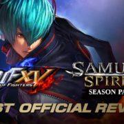『SAMURAI SPIRITS』シーズンパス3の参戦キャラクターが発表!