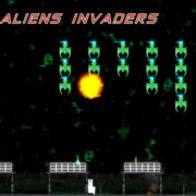 Switch用ソフト『Space Aliens Invaders』が海外向けとして配信決定!