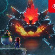Switchソフト『スーパーマリオ 3Dワールド + フューリーワールド』の2ndトレーラーが公開!