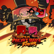 Switch版『Super Meat Boy Forever』が国内向けとして2021年1月28日から配信開始!
