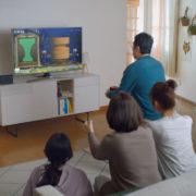 Nintendo SwitchのテレビCM「家族全員が一緒に」が任天堂韓国から公開!