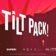 Switch用ソフト『Tilt Pack』の日本版が2021年1月~3月中に配信決定!