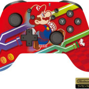 HORIから「ワイヤレスホリパッド for Nintendo Switch スーパーマリオ エディション』が2021年2月に発売決定!
