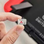 Apex LegendsをテーマにしたSwitch用のメモリカード『Apex Legends 128GBサンディスク microSDXC カード』が2021年2月中旬に発売決定!