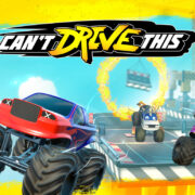 Switch版『Can't Drive This』が国内向けとして2021年3月19日に配信決定!