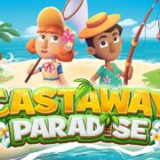 Switch版『Castaway Paradise』が海外向けとして2021年春に発売決定!