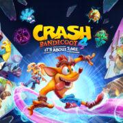【更新】PS5&Xbox Series&Switch版『クラッシュ・バンディクー4 とんでもマルチバース』が2021年3月12日に発売決定!