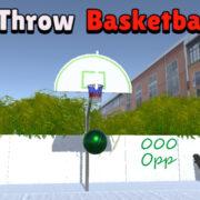 Switch用ソフト『Free Throw Basketball』が海外向けとして2021年2月10日に配信決定!