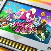 Switch用ソフト『スーパーメットボーイ!』の配信日が2021年3月4日に決定!