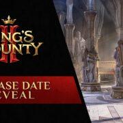 PS4&Switch版『King's Bounty II』が国内向けとして2021年8月24日に発売決定!