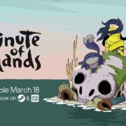 PS4&Xbox One&Switch&PC用ソフト『Minute of Islands』の海外発売日が2021年3月18日に決定!