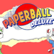 Switch版『Paperball Deluxe』が国内向けとして2021年3月25日に配信決定!