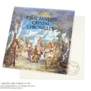 『Piano Collections FINAL FANTASY CRYSTAL CHRONICLES』の購入特典のデザインが公開!