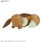 BANDAI SPIRITSから『ポケモンプラモコレクション クイック!! 07 イーブイ (おやすみポーズ)』プラモデルが2021年6月に発売決定!