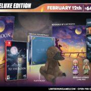 Switch版『To the Moon』のパッケージ版が海外向けとしてLimited Run Gamesから発売決定!